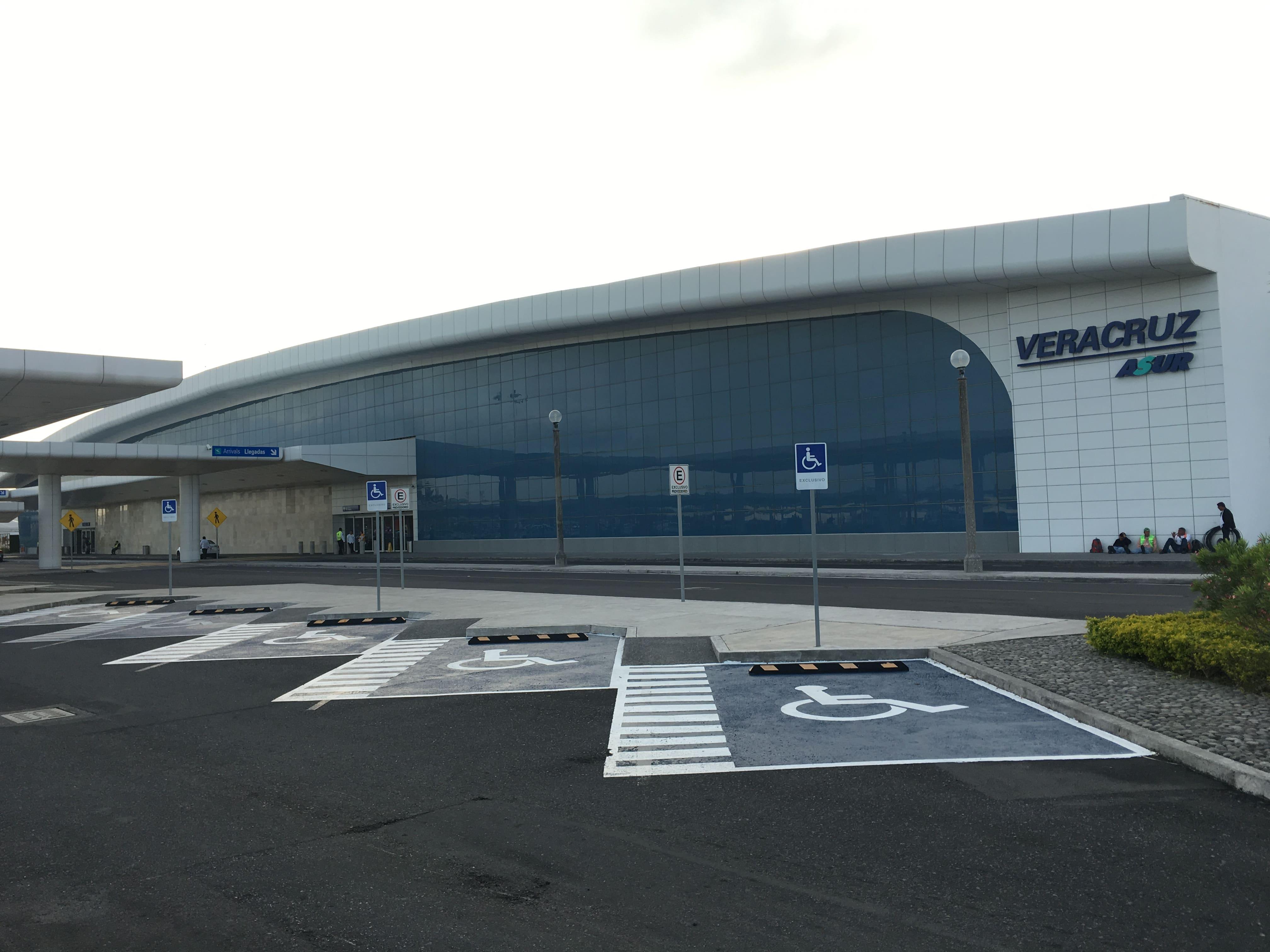 Aeropuertos del Sureste